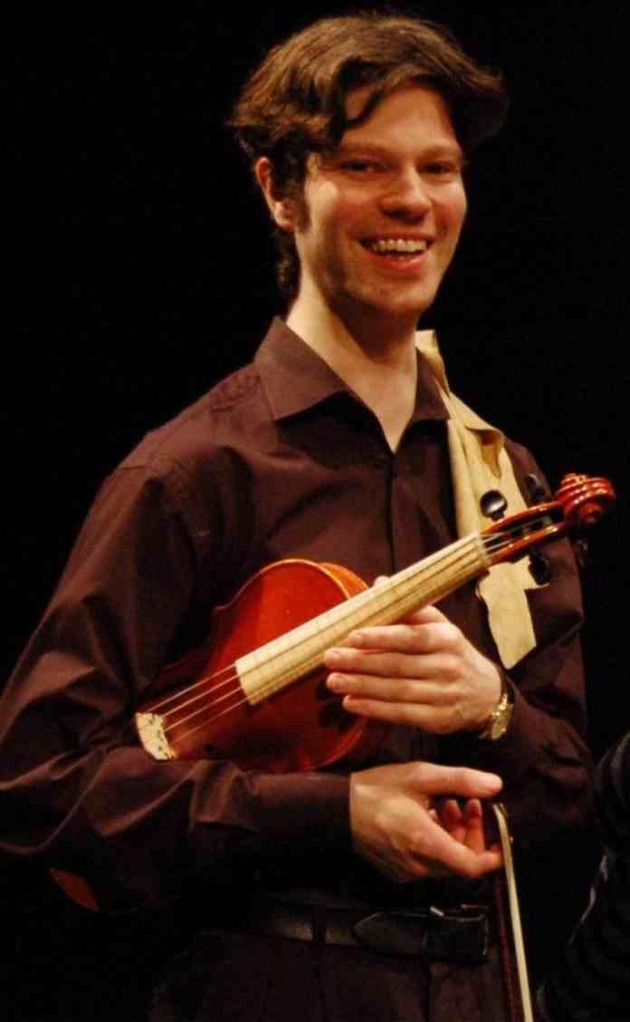 baroque violinist, composer