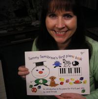 Music teacher and author